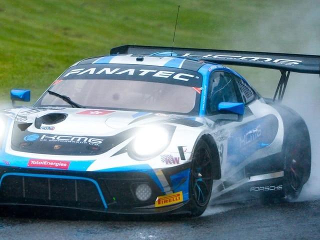 Test Day 24H Spa: la Porsche KCMG n°18 conclut la journée en tête