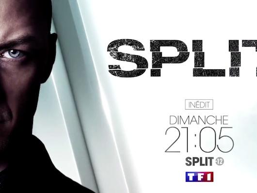 Audiences prime 19 janvier 2020 : « SPLIT » leader (TF1) devant « Otez-moi d'un doute » (France 2)