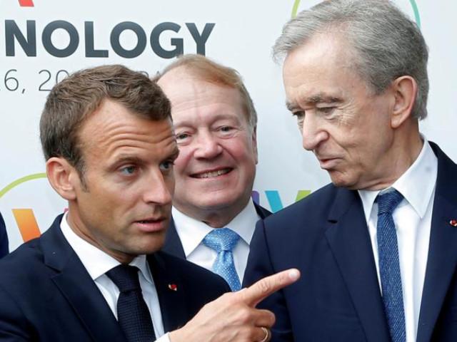 Macron et les nababs : la lutte pour un « Fox News » à la française