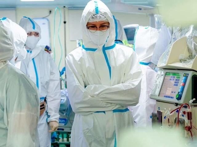 Coronavirus dans le monde: nouveau record de cas à Moscou, pour le second jour consécutif