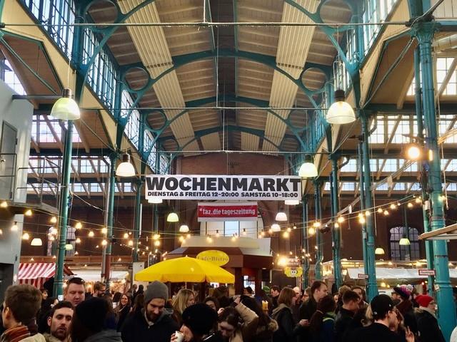 A quoi ressemblent les food markets, ailleurs dans le monde? (Mise à jour)