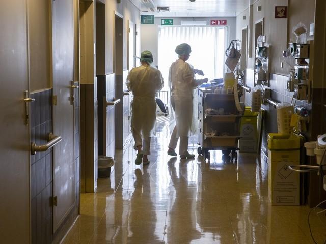 Minder dan 2.000 coronapatiënten in de ziekenhuizen