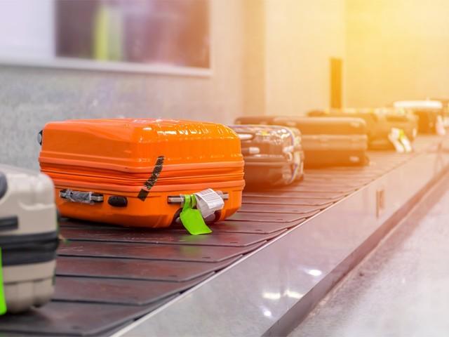 Bagage op het vliegtuig gaat het vaakst verloren in Europa