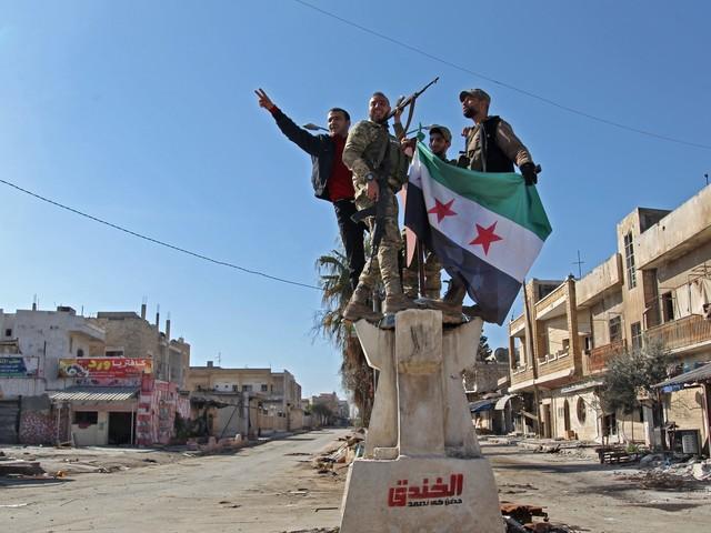 Syrie : les combats font toujours rage à Idleb, plus de 900.000 déplacés
