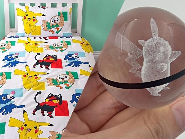 11 produits pour les fans de Pokémon