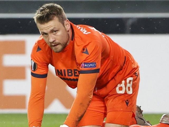 Simon Mignolet très déçu après l'élimination du Club de Bruges en Europa League face au Dynamo Kiev (0-1): «Ça aurait pu être un match facile» (vidéo)