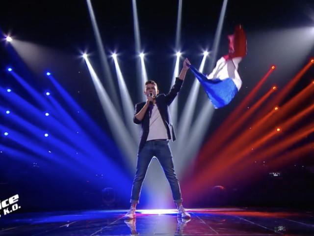 Vidéo K.O. The Voice : revoir la performance de Tarik qui reprend Je suis, de Bigflo & Oli.