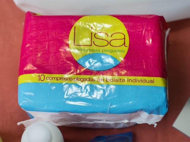 Schotland maakt tampons en maandverband als eerste gratis