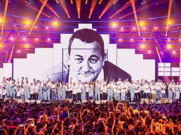 Le Monde des Enfoirés : concert 2019 des «Enfoirés» le 8 mars sur TF1
