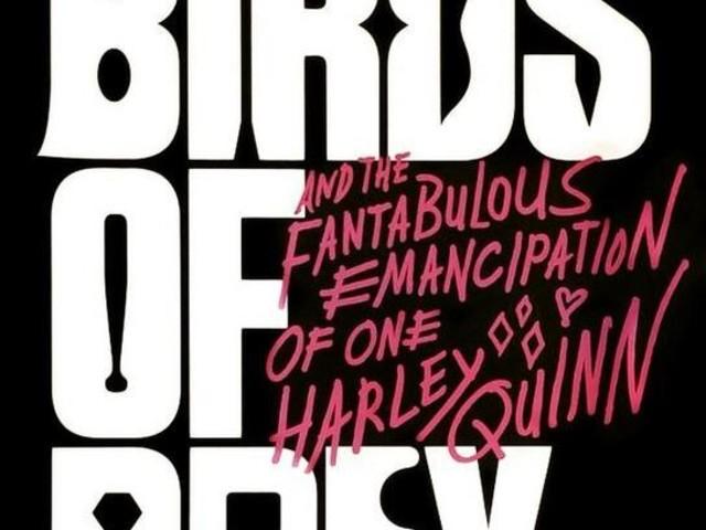 Birds of Prey : Le premier poster du film !
