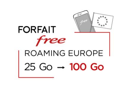 Confinement : Free multiplie les données mobiles par 4 pour ses abonnés bloqués en Europe