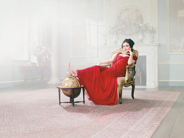 La série britannique Vanity Fair diffusée les 12 et 19 décembre sur ARTE.