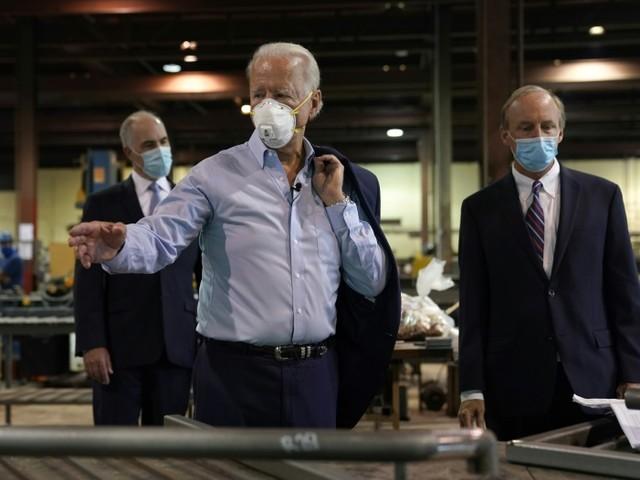 Présidentielle: Biden dévoile un gigantesque plan de relance économique