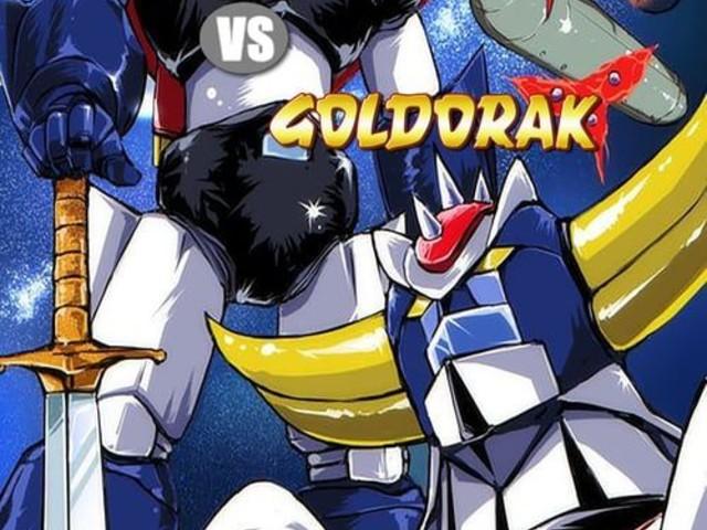 Une programmation spéciale Goldorak sur la chaîne Mangas.