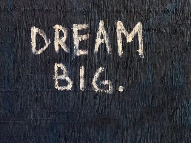 J'ai honte de vouloir réaliser mon rêve