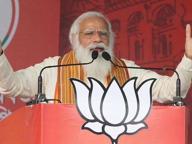 En Inde, l'opposition demande à Modi de mettre fin à la tragédie du Covid-19