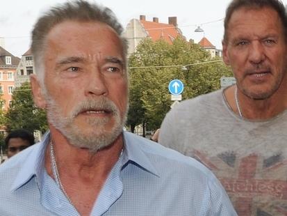 Un homme attaque Arnold Schwarzenegger en Afrique du Sud