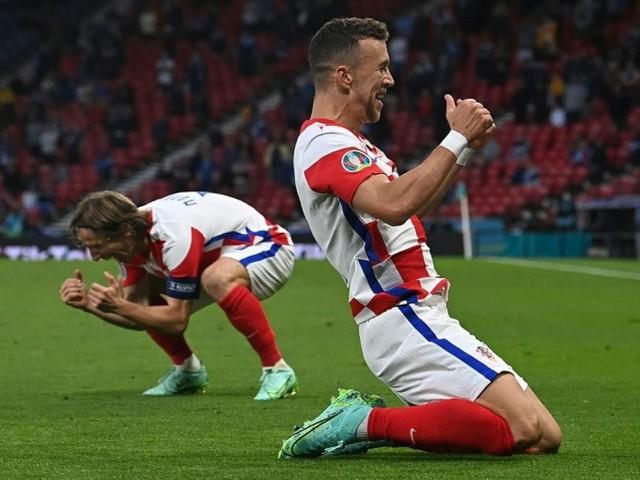 Euro: la Croatie bat l'Ecosse et passe en huitièmes