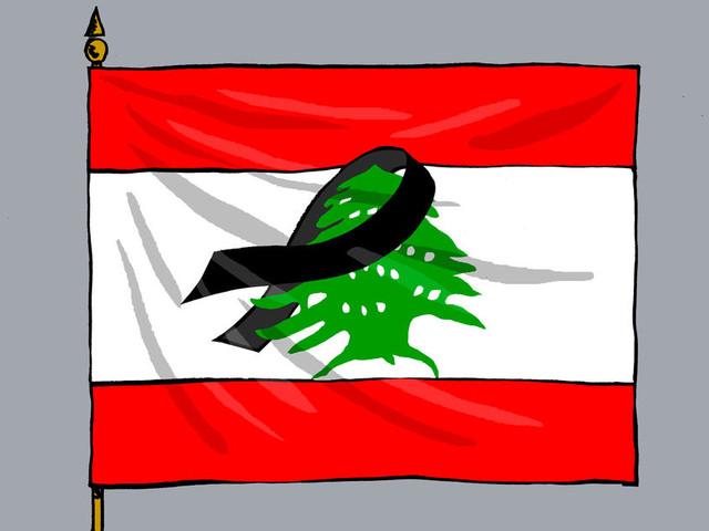 Au Liban, la joie s'en est allée
