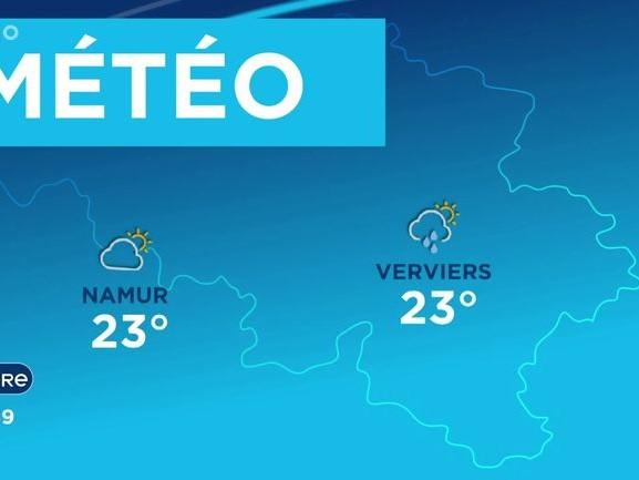 La météo - 05/09/2021