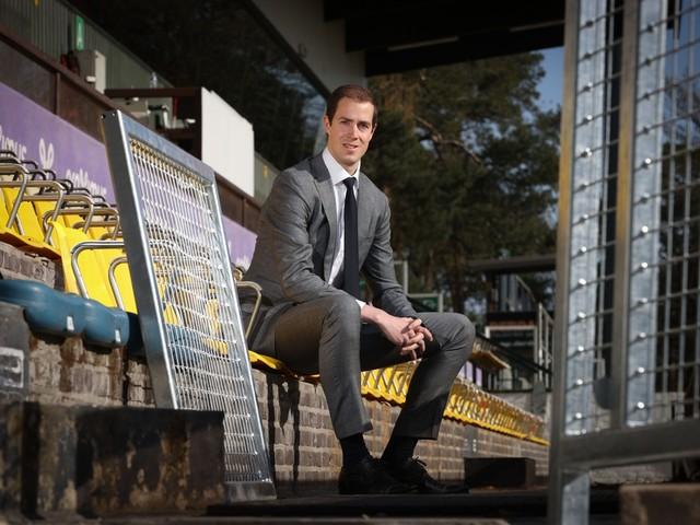 """Lommelse COO neemt afscheid van Gestelsedijk: """"Supporters mogen dromen van gouden tijden"""""""