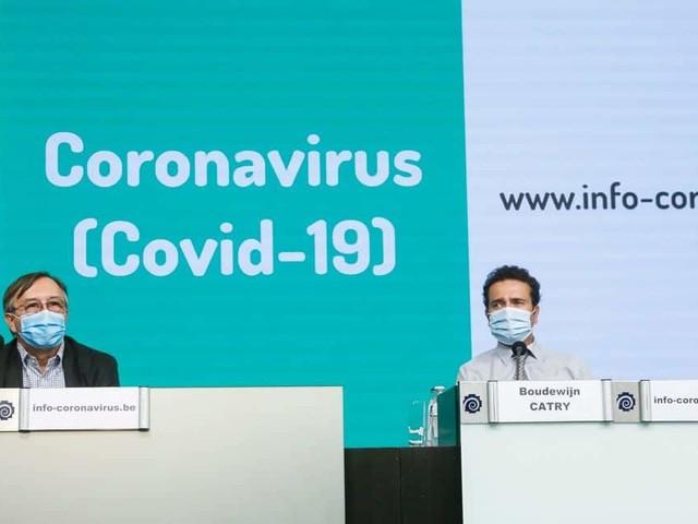 Les chiffres du coronavirus en Belgique toujours en baisse: suivez en direct la conférence de presse