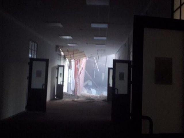 Saint-Pétersbourg: des planchers d'une université s'effondrent, pas de victime (vidéo)