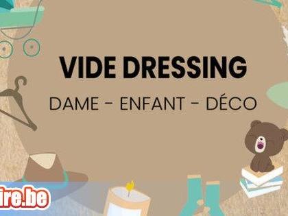 Reset your Dressing - vide-dressing/déco dames & enfants
