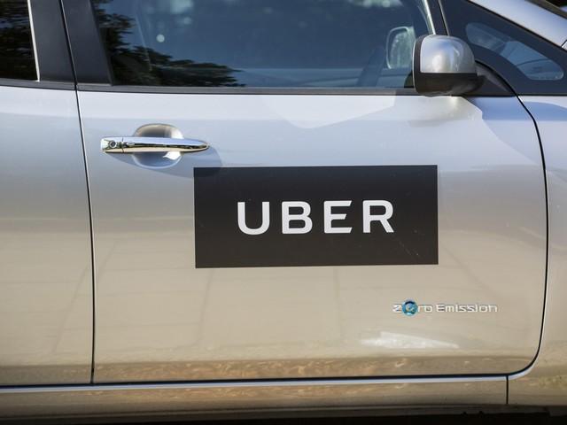 Omzetgroei taxidienst Uber zwakt fors af