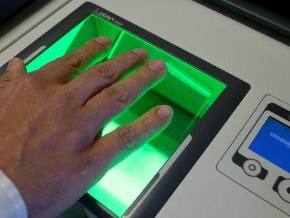 Des empreintes digitales de 2.000 Belges ont été dévoilées