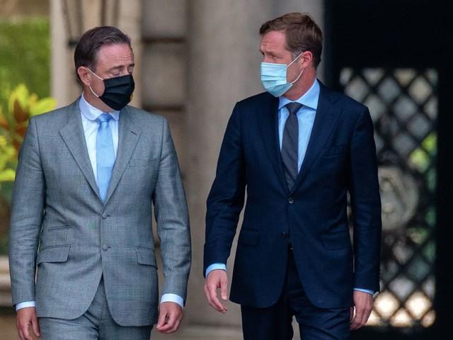 """Les écologistes et libéraux communiquent d'une même voix: """"Nous souhaitons exprimer notre inquiétude en ce qui concerne les projets du duo De Wever-Magnette"""""""