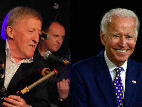 Fan de The Chieftains, Joe Biden invite les musiciens irlandais à jouer lors de son investiture
