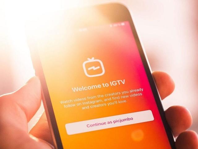 Petit à petit, Instagram fait disparaître son application IGTV dédiée aux vidéos