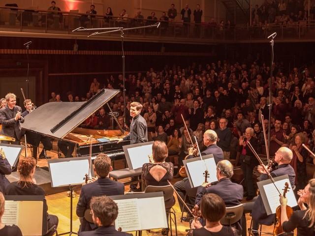 Records d'affluence aux Flagey Piano Days, propulsés par l'énergie de Beethoven
