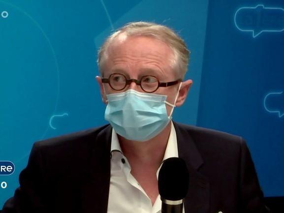 L'invité de Matin Première: Thierry Geerts, patron de Google Belgique - Les géants du numérique sont-ils les grands gagnants de la crise ? Comment vont-ils nous permettre de rebondir dans la crise ? - 26/02/2021