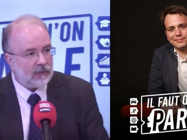 """Jean-François Nandrin dans """"Il Faut qu'on parle"""" : """"Un véritable carton rouge pour le marchandage politique du fédéral et des experts"""""""