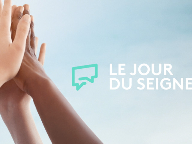 """Nouveau logo, nouveau générique: l'émission """"Le jour du Seigneur"""" fait peau neuve"""