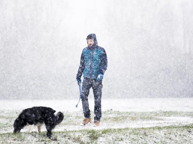 De la neige en ce début d'année? Averses hivernales, températures négatives: les prévisions météo pour cette première semaine de janvier