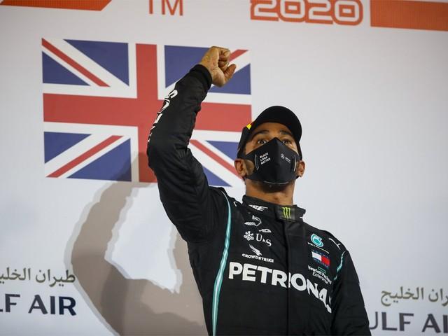 Ook de wereldkampioen is vatbaar: Lewis Hamilton test positief op het coronatest
