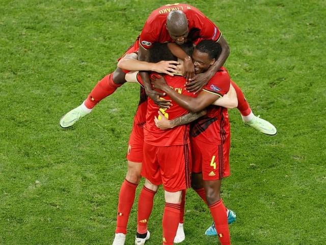 Trois Diables et... aucun Français dans le onze type de L'Equipe après le premier tour de l'Euro