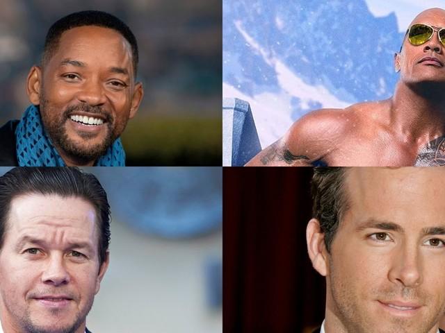 Voici qui sont les acteurs les mieux payés au monde, pas de surprise pour la première place !