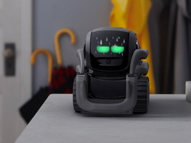 Vector, le petit robot qui ne sert vraiment à rien, est de retour
