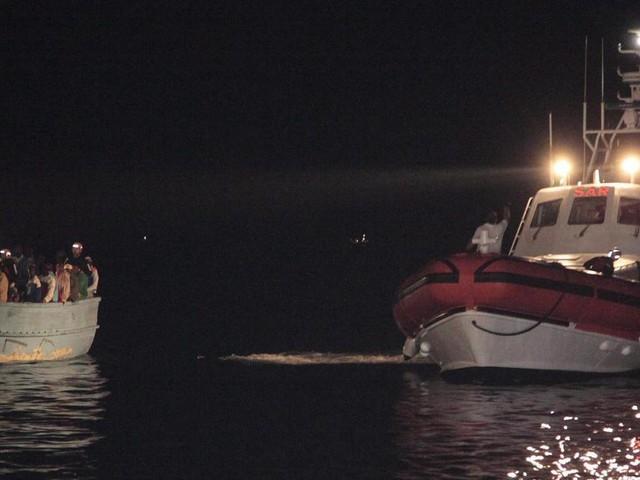 Un bateau fait naufrage avec 130 migrants à bord en mer Mediterranée: «Nous n'avons trouvé aucun survivant»
