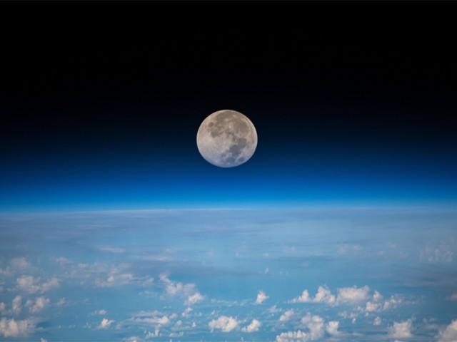 Zeldzame 'minimaan' ontdekt in baan rond aarde