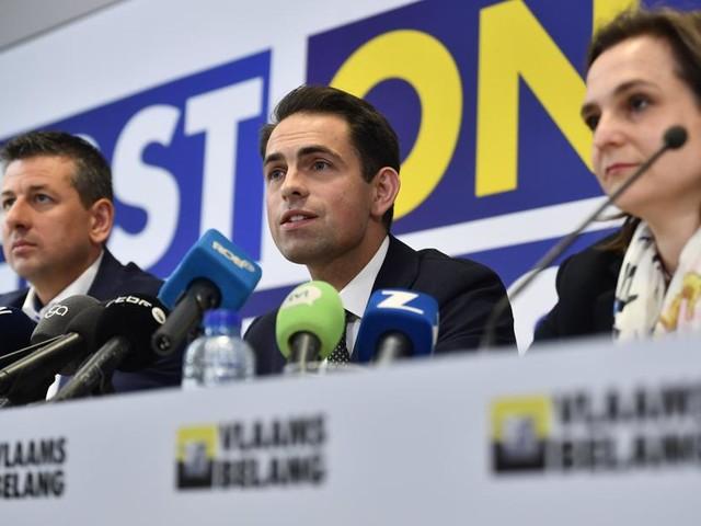 Van Grieken: 'Voor u zit een nieuw Vlaams Belang'