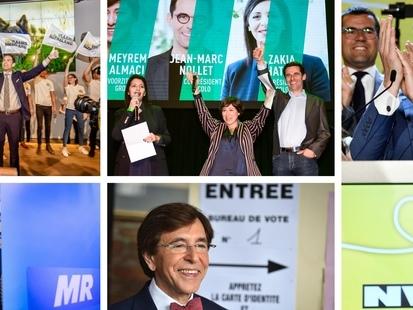 Elections 2019: le Premier ministre Charles Michel à 11h30 chez le Roi (DIRECT) (Mise à jour)