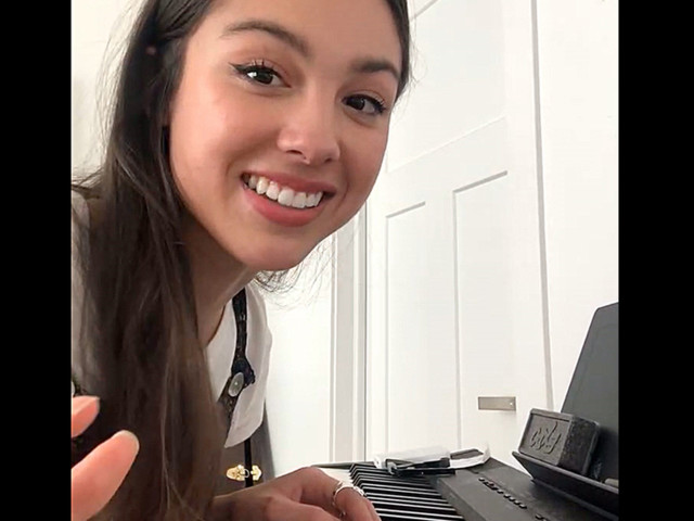 'Drivers License' Is a Runaway Hit. See How Olivia Rodrigo Made Her No. 1 Song.