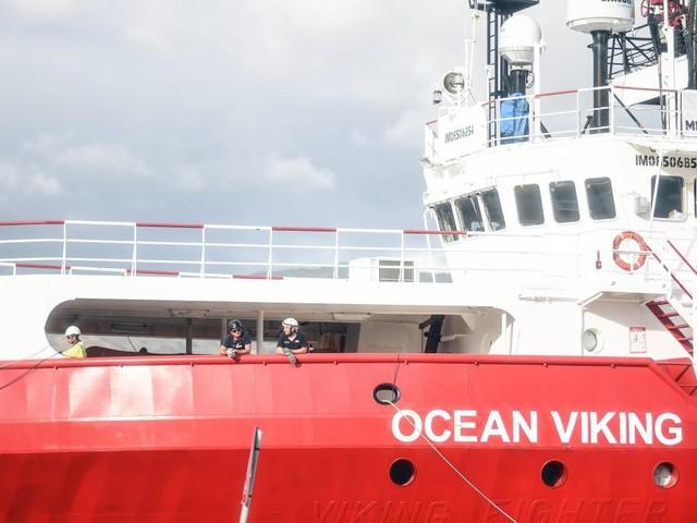 Méditerranée: un bateau fait naufrage avec 130 migrants à bord