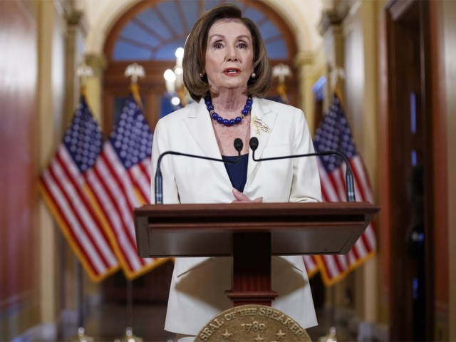 Democraten willen akte van beschuldiging tegen Trump in Impeachment-onderzoek