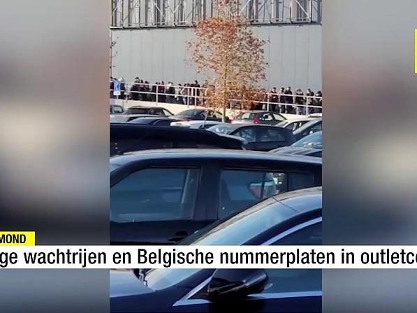 """Burgemeesters Hasselt en Genk waarschuwen: """"Straten dicht bij grote drukte"""""""